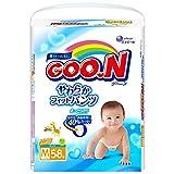 Elleair GOO.N Soft-fit diaper (Slip-on) Size: M (x58)
