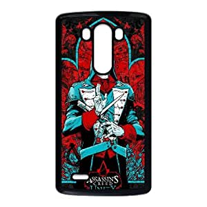 Assassin'S Creed Unity LG G3 Cell Phone Case Black JT385814K900