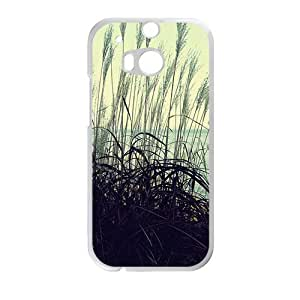 Personalized Creative Cell Phone Case For HTC M8,attractive reed view