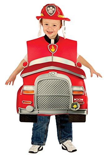 Rubie's Costume Paw Patrol Marshall Child Costume, Small