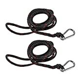 Extreme Max PWC Dock Line Zinc-Plated Snap Hook