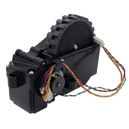 SM SunniMix 1 Unidad Rueda de Motor de Aspiradoras Adecuado para Ilife V7 V7s V7s Pro