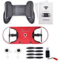 Hongfei TYRC TY6 TYPICAL FOLDING Quadcopter Foldable 200W HD Aerial Real-time Transmission Atmospheric Pressure Set High