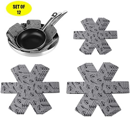 Protectors Cookware Divider Protector Scratching product image