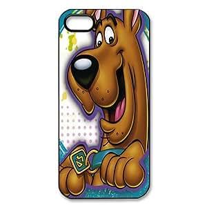BestClassmates (TM) Scooby iPhone 5c Case for iPhone 5c Cover Cartoon Fits Case