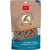 Cloud Star Tricky Trainers Chewy Dog Treats - Salmon Flavor - 5oz.