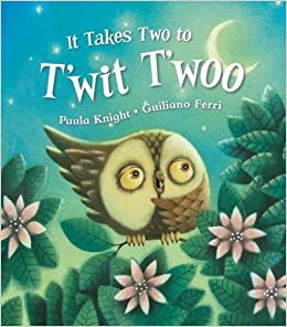 Image result for it takes two to twit twoo