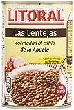 Litoral - Lentejas De La Abuela 440 g