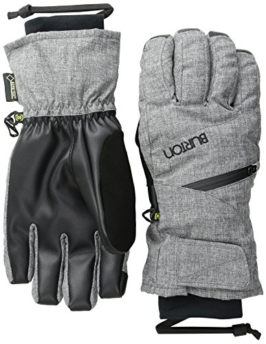 Burton Women's Gore-Tex Under Glove, Bog Heather, Small (Stretch Mittens Gore)