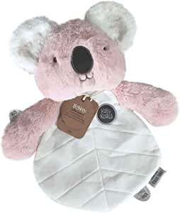 Kate Koala Comforter by O.B. Designs – Breathable and Soft Security Blanket, Plush Toy, Lightweight, Perfect Companion for Sleeping, Koala Design, Ethically Made