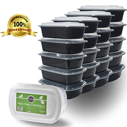 DuraHome Containers Rectangular Microwaveable Container
