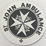 St Johns Ambulance engraved sign Dr Who Tardis police box gift by FSSS Ltd