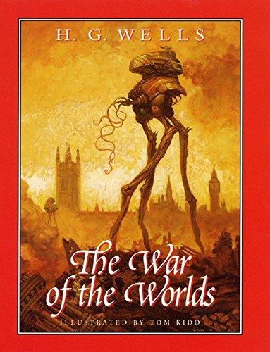 The War of the Worlds (Books of Wonder)