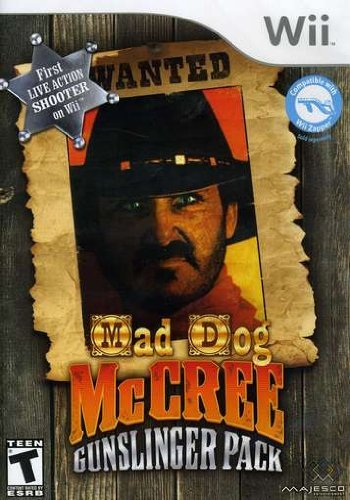 Mad Dog Mccree Gunslinger Pack by Jack Of All Games