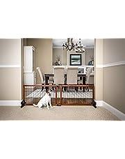 Carlson Pet Products 2070 Design Studio Free Standing Pet Gate