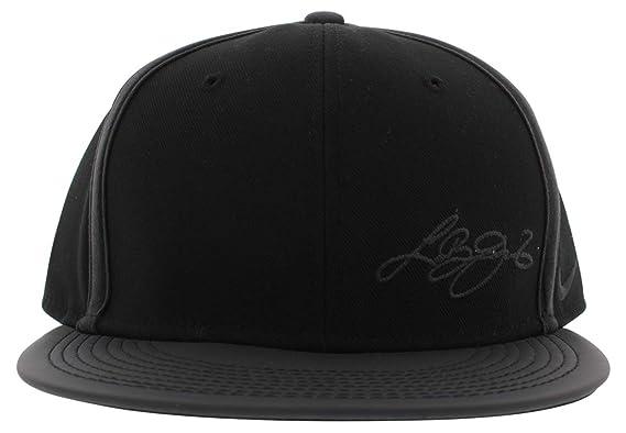 Nike - Camiseta de hombre Lebron 13 SP True Snapback sombrero ...