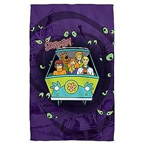 "Night Ride -- Scooby Doo -- Beach Towel (36"" x 58"")"