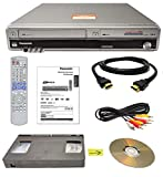 Panasonic VHS to DVD Recorder VCR Combo