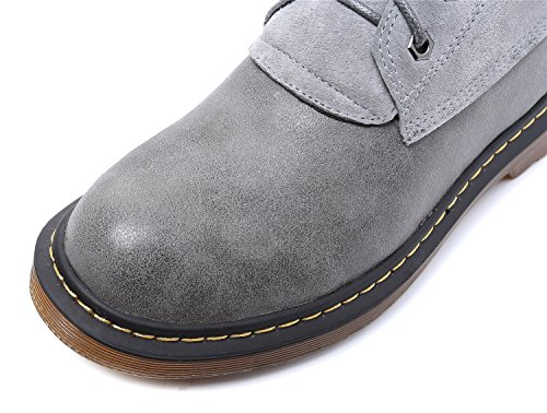 Femme Chaussures Classic Bottes Su Smilun Derby Basses Eyes 7 qEtnw40