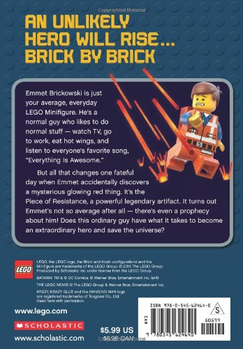 Junior Novel (LEGO: The LEGO Movie)
