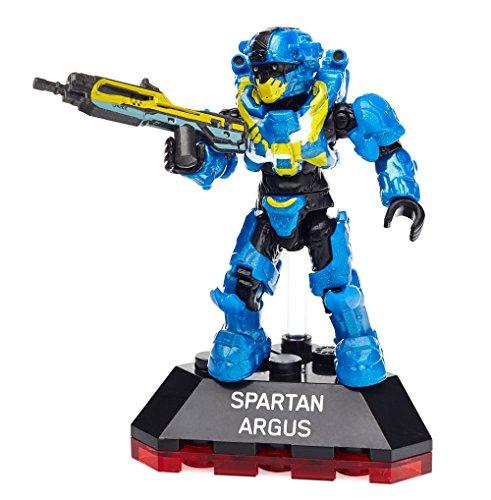 Mega Construx Halo Heros Legendary Spartans Argus Arestor