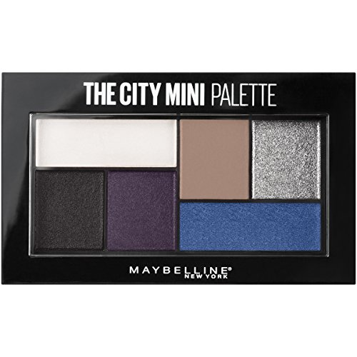 Maybelline New York The City Mini Palette, Concrete Runway,