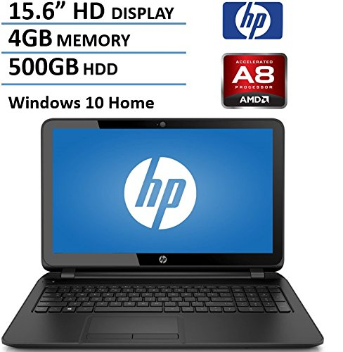 HP 15.6-Inch Flagship Touchscreen Laptop Computer (AMD Quad-Core A8-7410 Processor 2.2GHz up to 2.5GHz, 4GB RAM, 500GB Hard Drive, DVD/CD Drive, Windows 10) (Certified Refurbished) (Amazon Laptop Touch Screen compare prices)