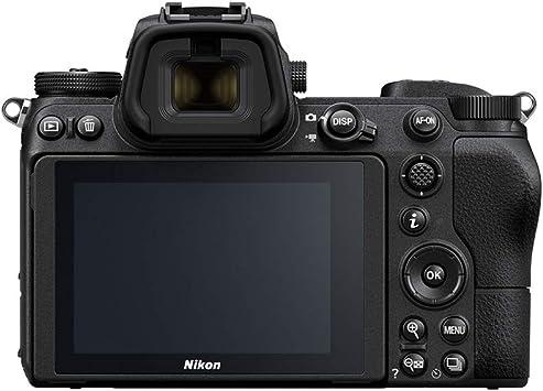 Nikon Z 6 Spiegellose Vollformat Kamera Mit Nikon 24 70 Kamera
