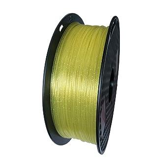 Uniqstore PLA 3D filamentos de 1,75 impresora con alta tenacidad y ...