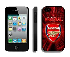 Football Iphone 4 4s Case Arsenal 2 Cheap Cell Phone Protective Cover