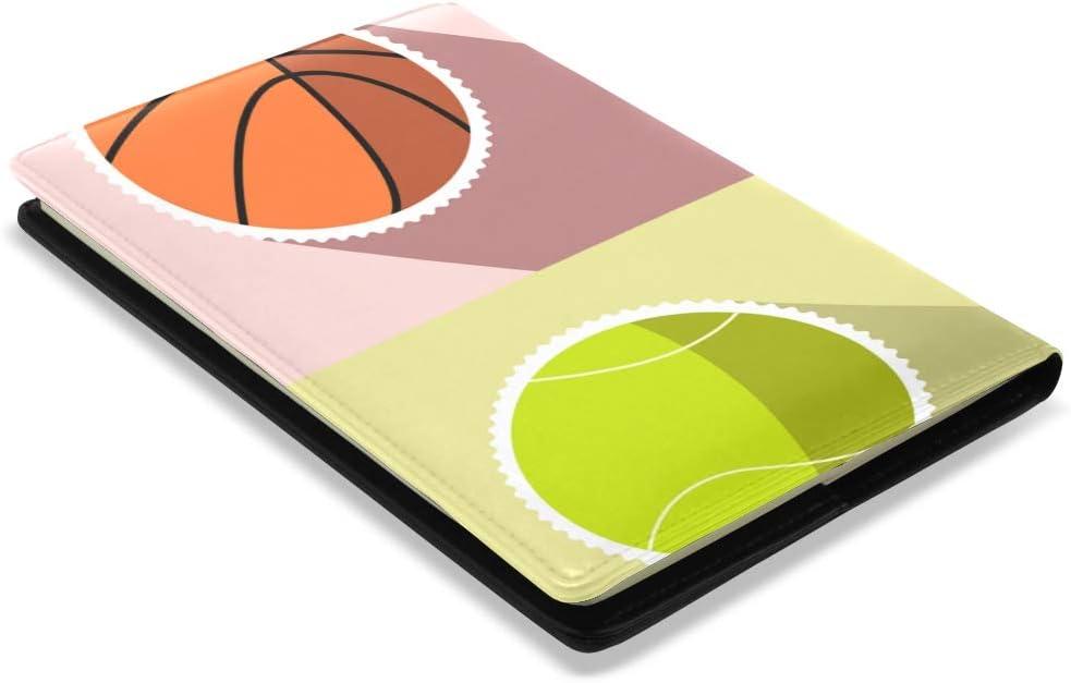 Deportes Fútbol Baloncesto Béisbol Voleibol Fundas de Libro de ...