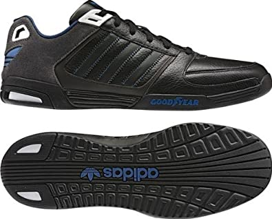 the latest ae246 da40a Adidas Goodyear Driver RL G51237 sneakers trainers men leather Black 7 UK  Amazon.co.uk Shoes  Bags