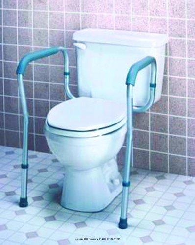 Carex Toilet Safety Frame, Toilet Safety frame,