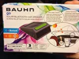 Bauhn Go Solar Bluetooth Car Speaker