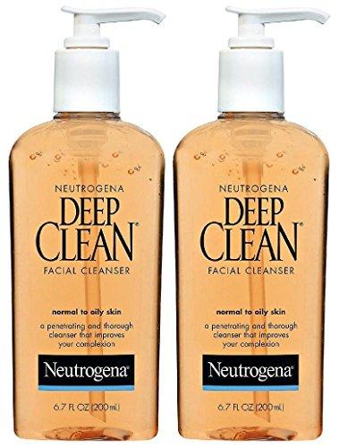 Neutrogena Clean Facial Cleanser Normal