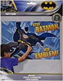 Best Amscan Man Posters - Awesome Batman Birthday Party Game , Pack Of Review