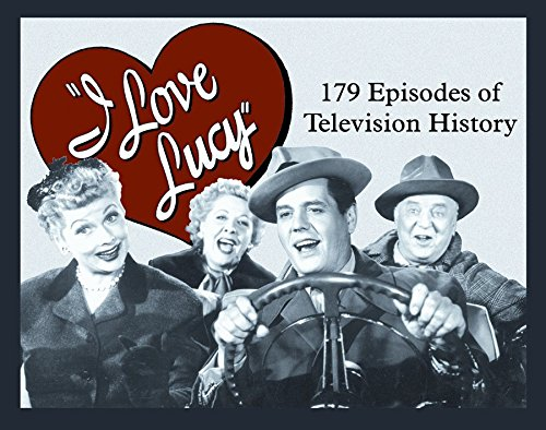 I Love Lucy - TV History Tin Sign All Aluminum 8 x 10