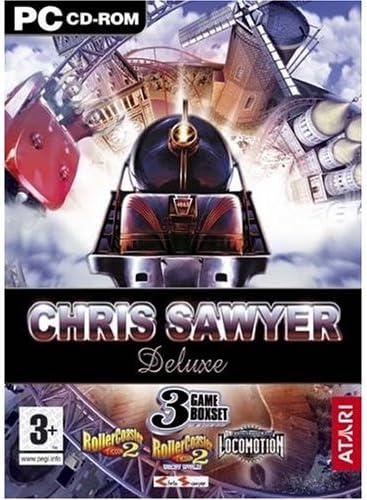 Chris Sawyer Deluxe 3 Game Boxset (輸入版)
