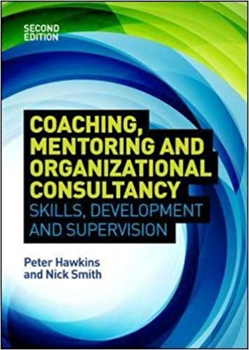 Télécharger Google Book Chrome Coaching, Mentoring and Organizational Consultancy: Supervision, Skills and Development by Peter Hawkins (1-Jun-2013) Paperback PDF FB2 B011T8MUM2
