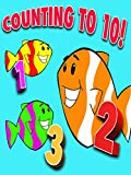 Funny fish counting 1 to 10!