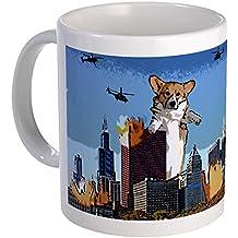 CafePress - Corgi-Zilla Mug - Unique Coffee Mug, Coffee Cup
