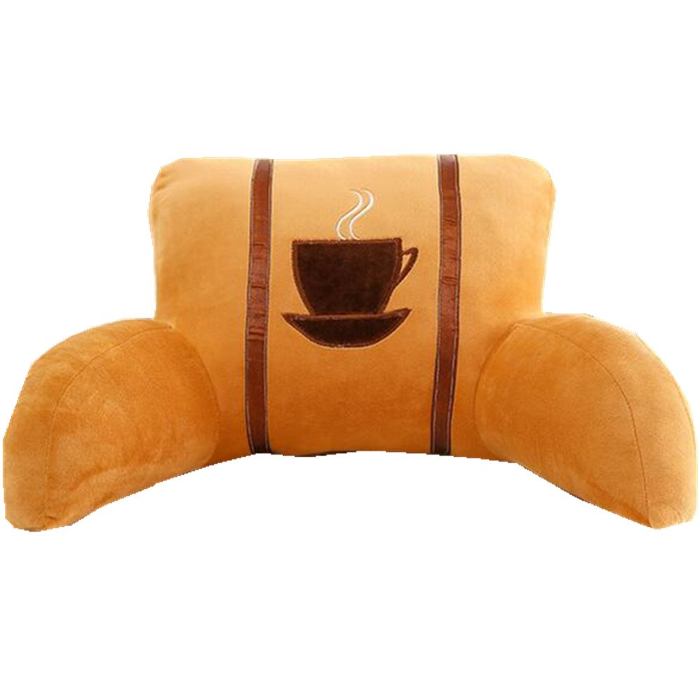 Mltao Support Cushion Cartoon Cute Cozy Standard Pillows,Reading pillow for Bed, Sofa,Car, Back Supporting Pillow 22