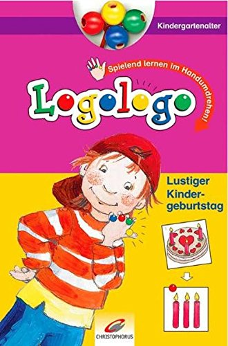 Lustiger Kindergeburtstag: Logologo Kindergartenalter