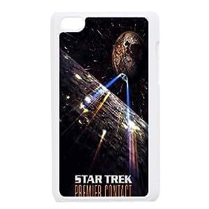 Custom Case Star Trek For Ipod Touch 4 C3K9Q3596