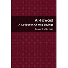 Al-Fawaid: A Collection of Wise Sayings