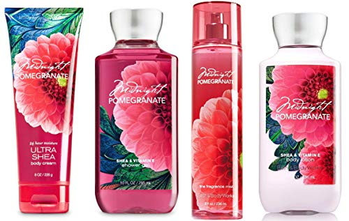 Bath Body Works Midnight Pomegranate