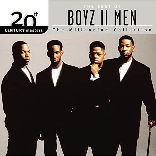 Boyz II Men is an American R&B vocal group best known for emotional ballads and complex, intricate a cappella harmonies. Based on record sales, Boyz II Men is the most successful R&B group of all time, having sold more than 60 million albums worldwide.