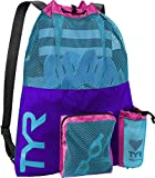 TYR Big Mesh Mummy Backpack For Wet