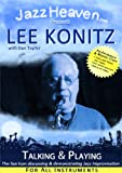 Lee Konitz Talking and Playing Jazz Improvisation Lesson Instructional DVD Method Exercises JazzHeaven Improvise