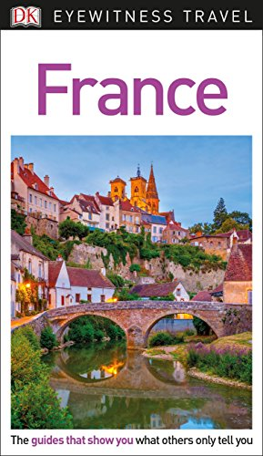 Search : DK Eyewitness Travel Guide France
